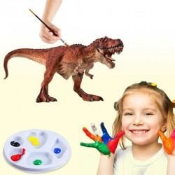 Vyfarbi si dinosaura