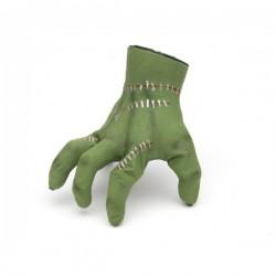 Chodiaca zelená ruka