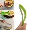 Silikónový šikovný krájač tort