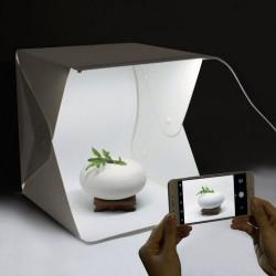 Mini fotobox s LED osvetlením