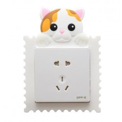 Dekorácia na vypínač - mačiatko