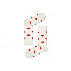 Zamilované ponožky - biele