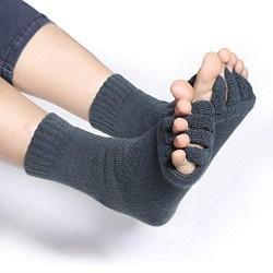 Ponožky na lakovanie nechtov