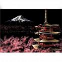 Stierací obraz - Tokyo