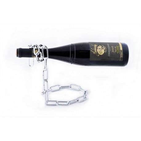 Stojan na víno reťaz