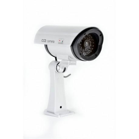 Atrapa bezpečnostnej kamery s LED diodou