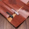 Kožený vintage peračník