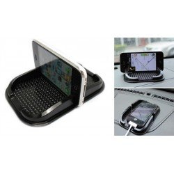 Nanopodložka s držiakom na telefón