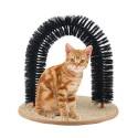 Masážna kefa pre mačky - Purrfect arch