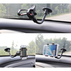 Držiak do auta na sklo