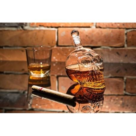 Alkoholová Lebka - Fľaša 700 ml