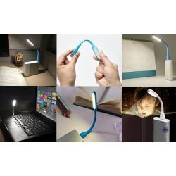 USB svetlo k notebooku oranžové