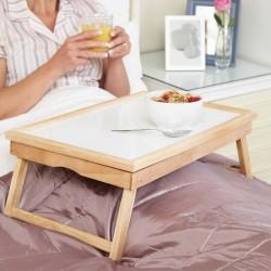 Raňajkový stolík do postele