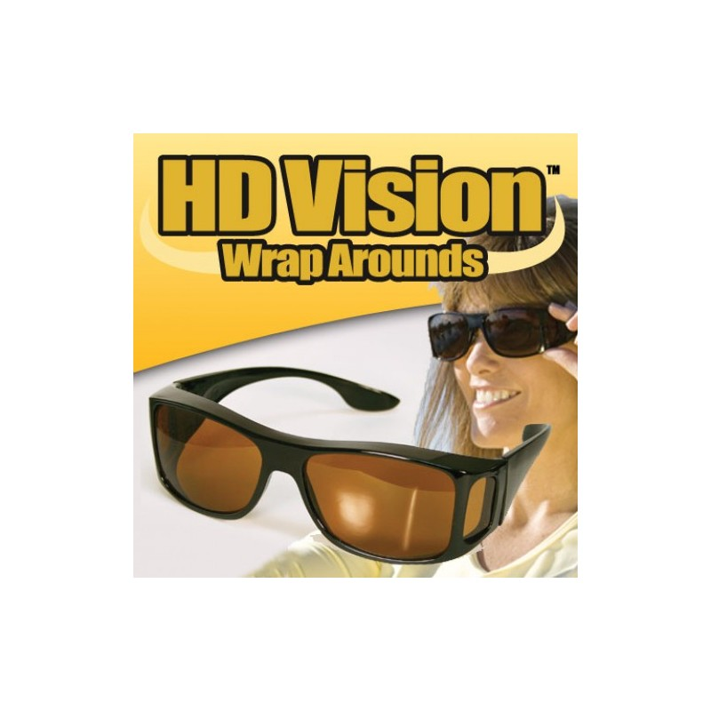 49d3292ed HD vision - okuliare pre vodičov - Ayo.sk