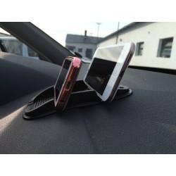 Nanopodložka s 2 držiakmi na telefón
