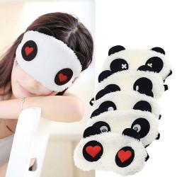 Maska na spanie Panda