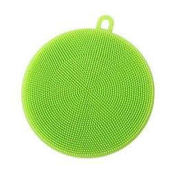 Antibakteriálna silikónová hubka na riad 3ks
