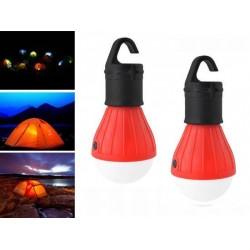LED žiarovka - červená