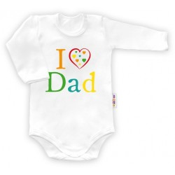 Body dlhý rukáv I love Dad