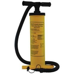 Dvojčinná ručná pumpa