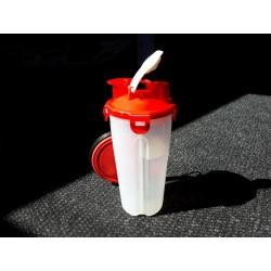 Cestovná fľaša na vodu a krmivo