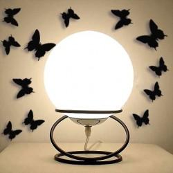 3D motýliky na stenu