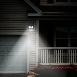 Solárne LED osvetlenie so senzorom pohybu