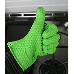 Silikónová kuchynská rukavica