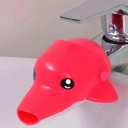 Detský nástavec na kohútik - Delfín