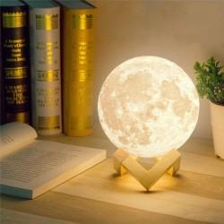 Lampička -- Mesiac