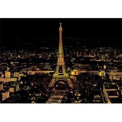 Stierací obraz - Paríž