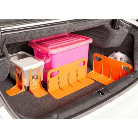 Zarážky do kufra auta
