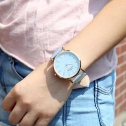 Magické hodinky meniace farbu