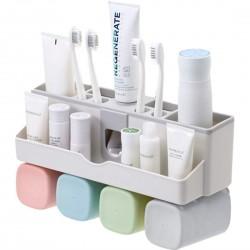 Rodinný dávkovač zubnej pasty