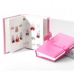 Šperkovnica v dizajne knihy