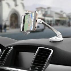 Nastaviteľný držiak mobilu s prísavkou