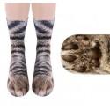 Ponožky - mačacie labky