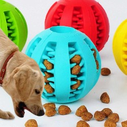 Žuvacia loptička pre psov - malá