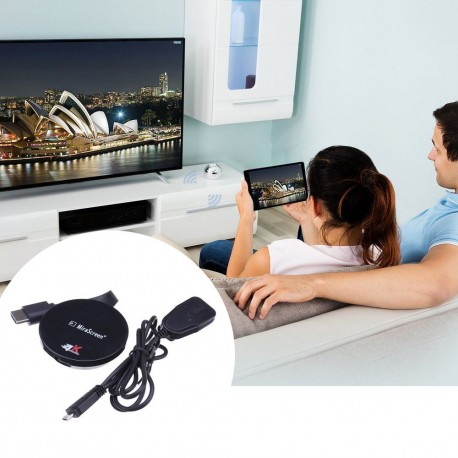 Bezdrôtové prepojenie obrazovky