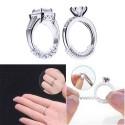 Pomôcka pre zmenšenie prsteňa