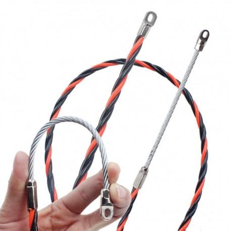 Pomôcka na inštaláciu káblu